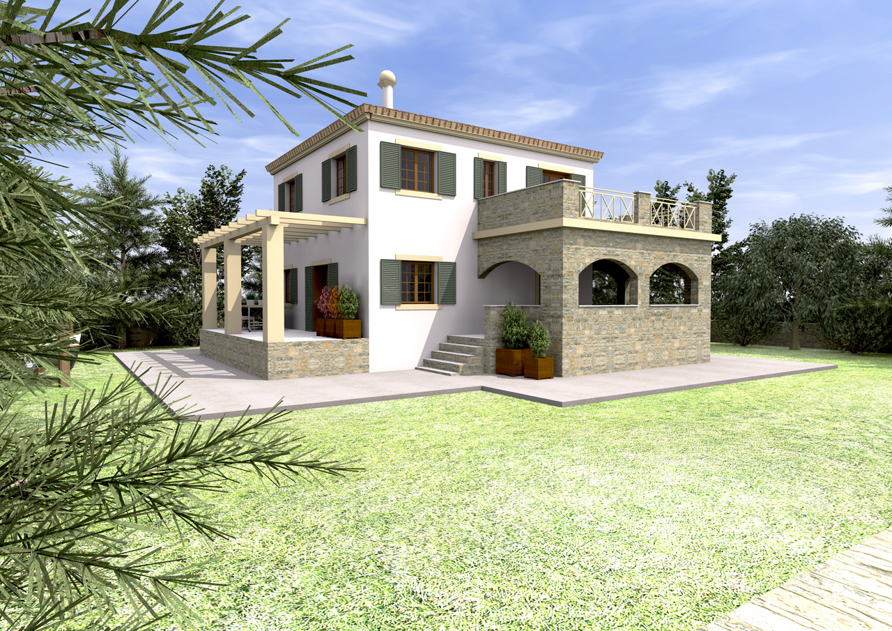 build a virtual house clubdeases com two storey traditional house located in kokkini corfu